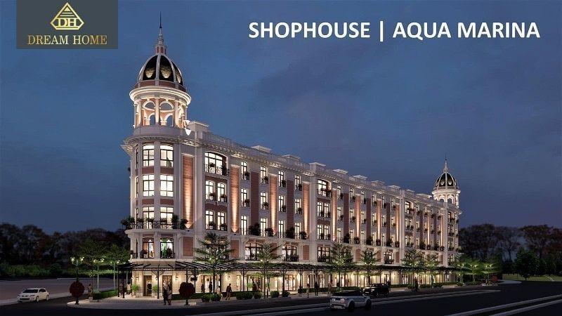 shophouse aqua marina