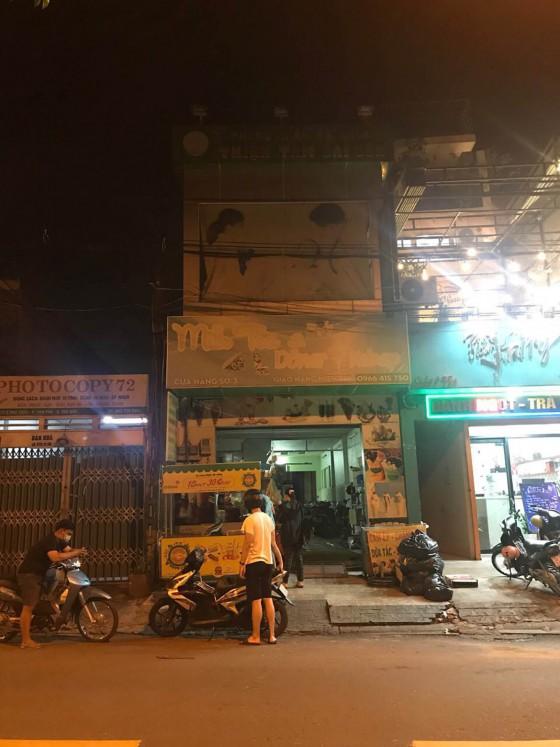 Bán nhà mặt tiền đường Phú Châu