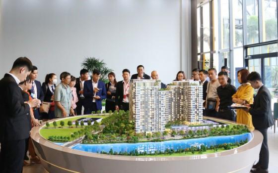 Giá cạnh tranh và pháp lý vững mạnh, căn hộ Precia có giao dịch tốt