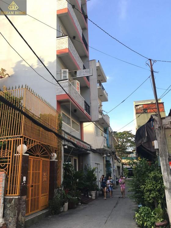 Bán nhà 481/4A đường Tân Kỳ Tân Quý, quận Tân Phú