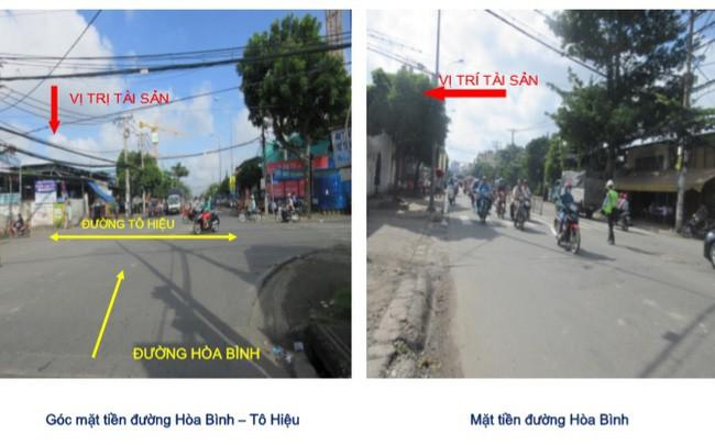 Lô đất vàng 6000m2 tại Q.Tân Phú