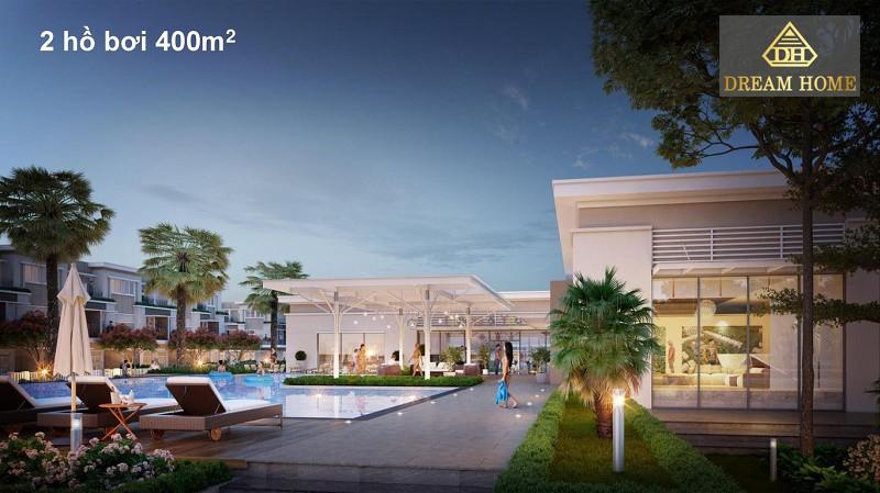 Tiện ích hồ bơi dự án Lovera Park Bình Chánh