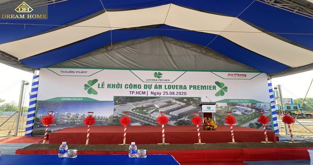 lễ khởi công dự án Lovera Premier hình 4