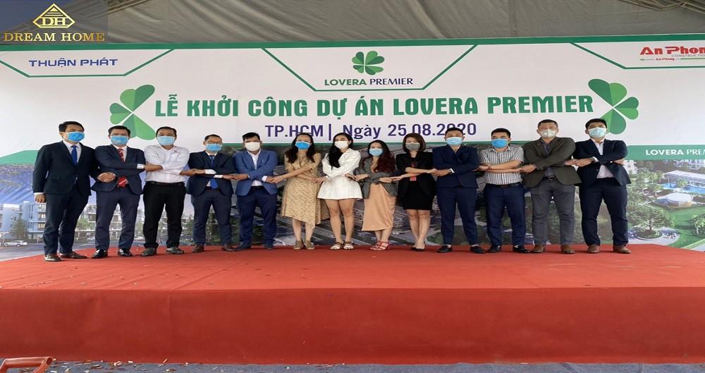 lễ khởi công dự án Lovera Premier hình 2