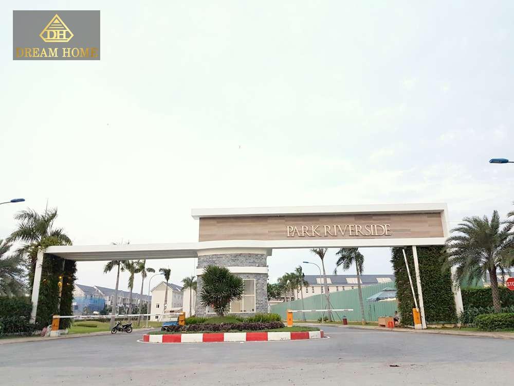 Hình ảnh thực tế dự án Park Riverside Q9