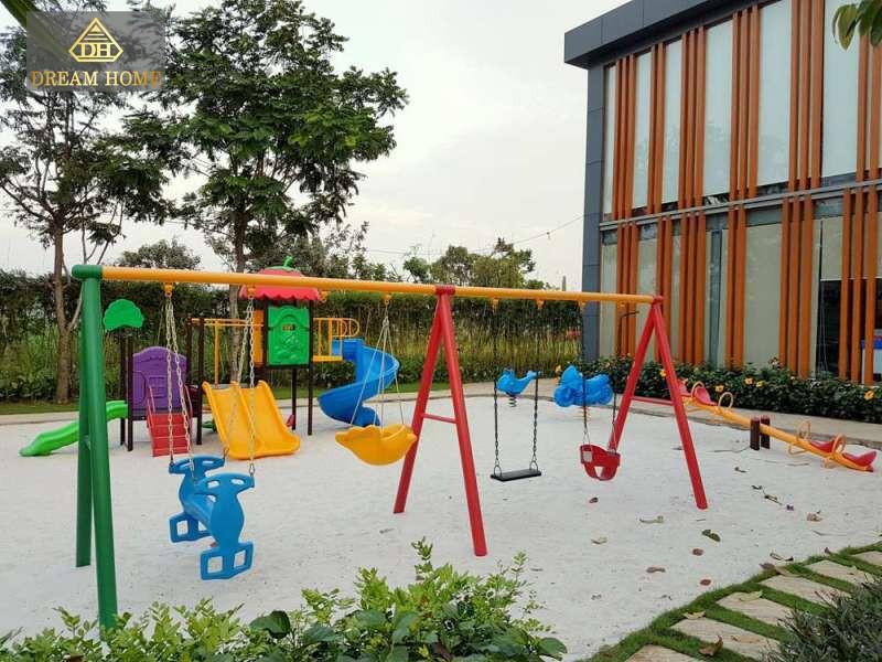 Tiện ích khu vui chơi trẻ em dự án Park Riverside Q9
