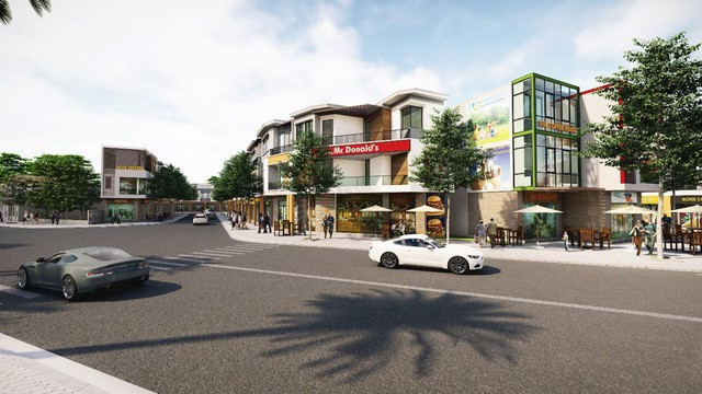 Shop house dự án Lavela Garden