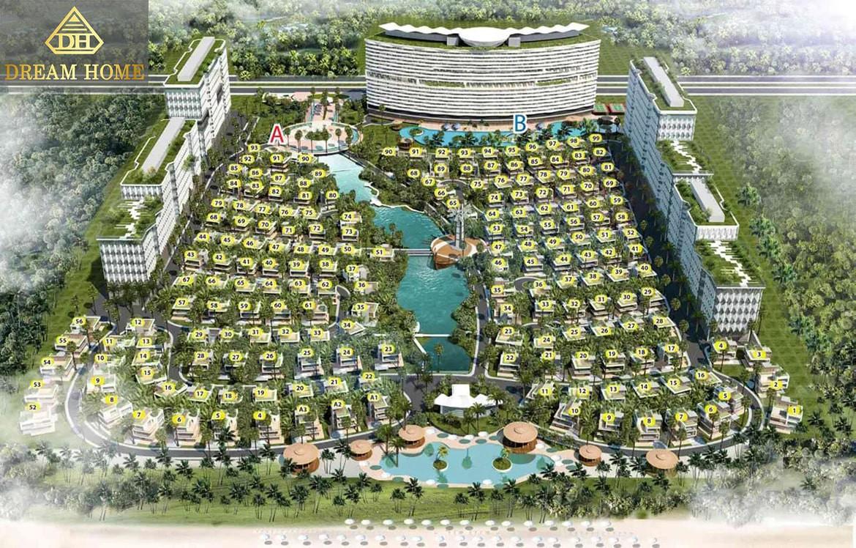 Tổng quan dự án the Maris Vũng Tàu