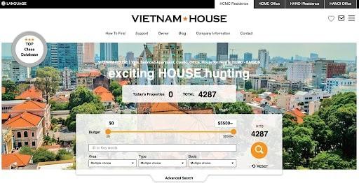 Top 5 Trang Web Cho Người Nước Ngoài Thuê Nhà