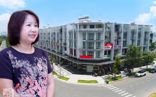 Bà Nguyễn Thị Thanh Hương - CEO Đại Phúc Land