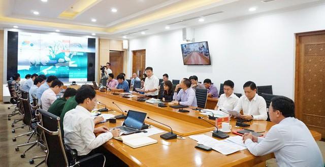 Cuộc họp giữa Bến Thành Holdings với UBND tỉnh Quảng Ninh