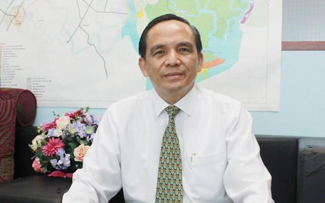 Ông Lê Hoàng Châu - Chủ tịch HoREA