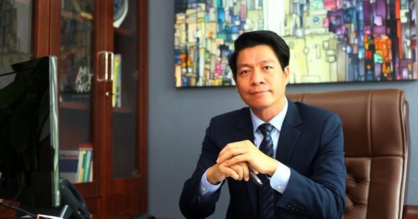 Ông Ngô Quang Phúc - Tổng giám đốc Phú Đông Group