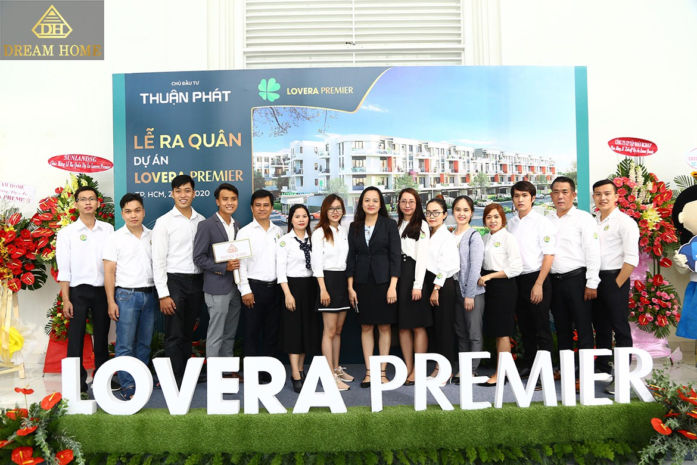 Dream Home - Đơn vị phân phối BĐS dự án Lovera Premier