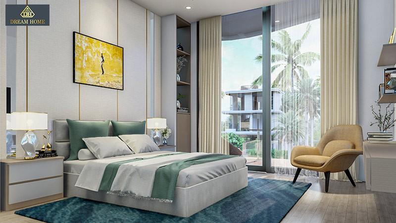 Mẫu nội thất Detachech Villa -Venezia Beach