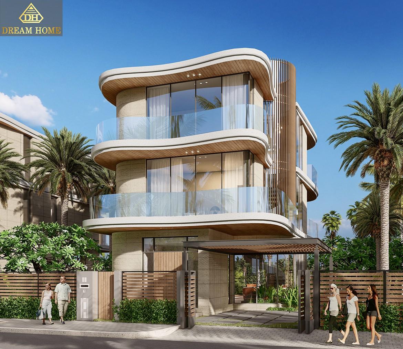 Mẫu nhà Detached Villa 02 Venezia Beach