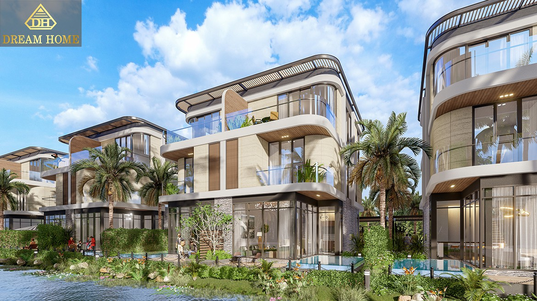 Venezia Beach Semi Detached Villa