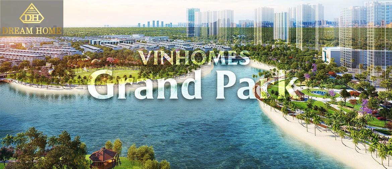 VINHOMES GRAND PARK QUẬN 9