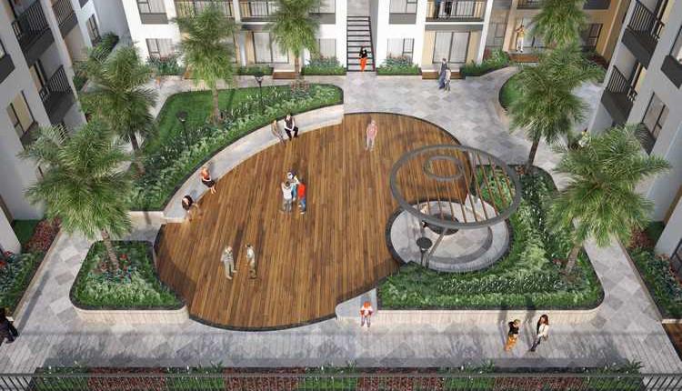"""Lovera Vista: Mở bán những căn """"siêu phẩm"""" tầng sân vườn"""